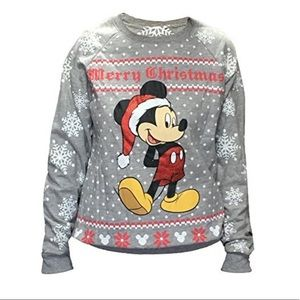 Vintage Mickey Crewneck Sweatshirt